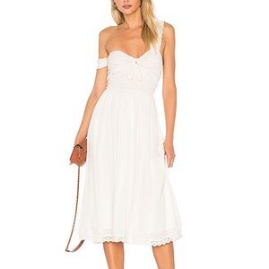 House of Harlow Flowy Sleeveless Dress